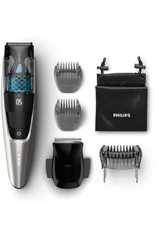 Tondeuse homme BT7220/15 VACCUM BEARD TRIMMER Philips