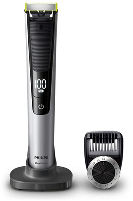 Philips QP6520/20 ONEBLADE PRO + QP610/55 LAME ONE BLADE +KIT CORPS