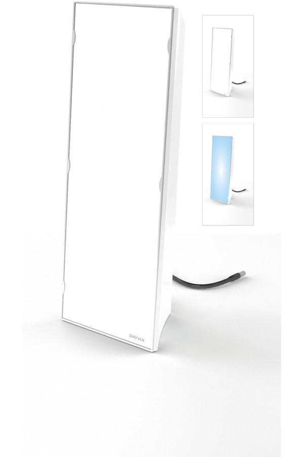 luminoth rapie dayvia slim style w021 02 4048911 darty. Black Bedroom Furniture Sets. Home Design Ideas