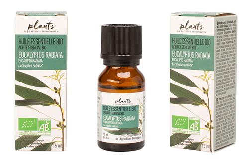 Plants HUILE ESSENTIELLE EUCALYPTUS RADIATA AB 15ML