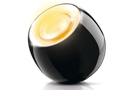 Lampe D Ambiance Philips Livingcolors Mini Noir Darty