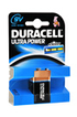 Duracell 9V 6LR61 ULTRA POWER photo 1