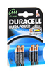 Duracell ULTRA POWER AAA LR03 x4 photo 1