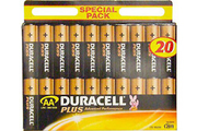 Duracell LR06 AA x20 PLUS