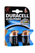Duracell LR14 C x2 ULTRA POWER photo 1