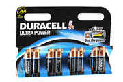 Duracell LR06 AA x8 ULTRA POWER