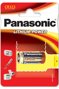 Pile Panasonic CR-123 3V
