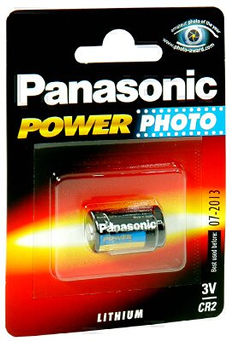 Pile CR-2 3V Panasonic