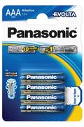 Pile Panasonic LR03 AAA x4