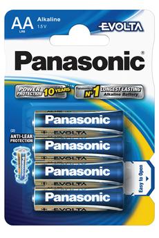 Pile LR06 AA x4 Panasonic