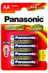 Panasonic LR06 AA x4 photo 1