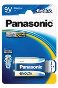 Pile Panasonic 9V 6LR61 EVOLTA