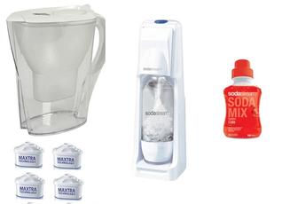 Machine soda Pack fraîcheur Brita