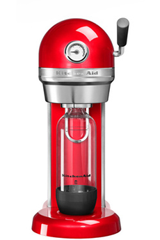 Machine soda 5KSS1121ER/1 Rouge Empire Kitchenaid