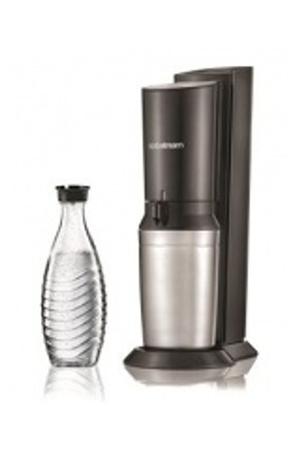 Machine à soda et eau gazeuse Sodastream CRYSTAL NOIR