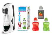 Machine à soda et eau gazeuse Sodastream DYNAMO B+3 CCTRE+GAZ
