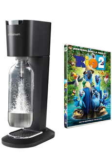 Machine soda GENESIS CARBONE DELUXE RIO 2 Sodastream