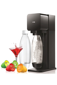 Machine soda MEGA PACK PLAY NOIRE Sodastream