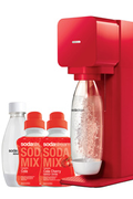 Sodastream MEGA PACK PLAY ROUGE