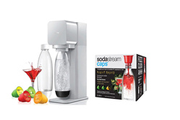 Sodastream MEGA PACK PLAY GRISE + CAPS TENDANCE