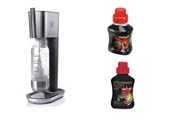 Sodastream PURE + CONCENTRES COSMOPOLITAIN ET DAIQUIRI FRAISE