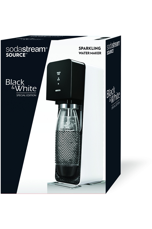 machine soda sodastream sourcepnb 4212576 darty. Black Bedroom Furniture Sets. Home Design Ideas