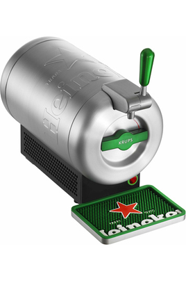 Pompe a biere VB650E10 THE SUB HEINEKEN EDITION METAL Krups