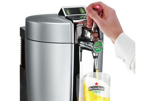 pompe a biere krups vb700e00 loft beertender 4212266 darty. Black Bedroom Furniture Sets. Home Design Ideas