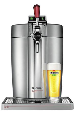 pompe a biere krups vb700e00 loft beertender darty. Black Bedroom Furniture Sets. Home Design Ideas