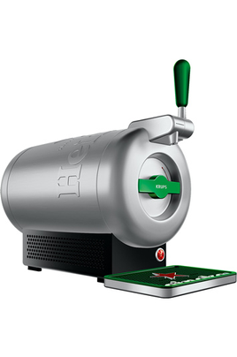Pompe a biere YY2837FD THE SUB METAL Krups