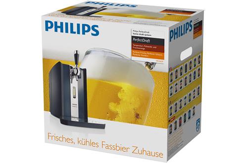 pompe a biere philips hd3620 25 perfectdraft hd3620 25 3479218 darty. Black Bedroom Furniture Sets. Home Design Ideas