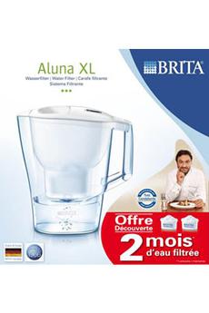 Carafe filtrante ALUNA XL BLANCHE Brita