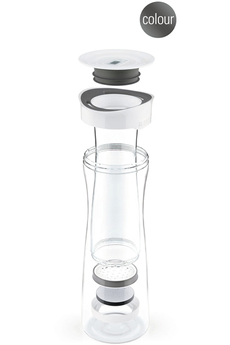 Carafe filtrante COFFRET FILL& SERVE GRAPHITE + 3 DISQUE INCLUS Brita