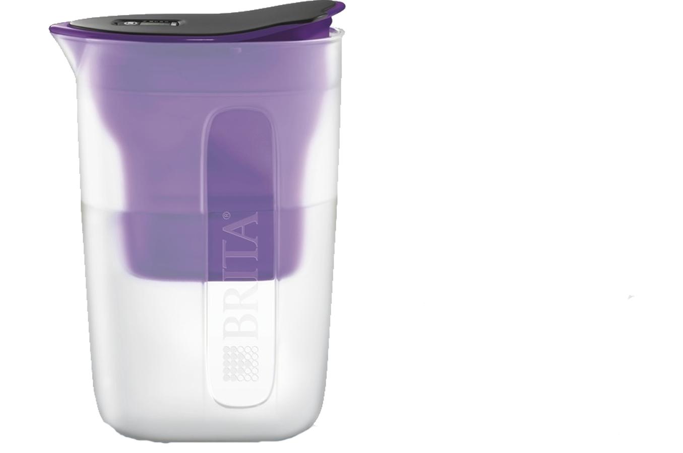 Carafe filtrante brita pack fun violet 4240782 darty - Carafe filtrante brita ...