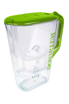 Carafe filtrante DOMIN'O POP LIME Terraillon
