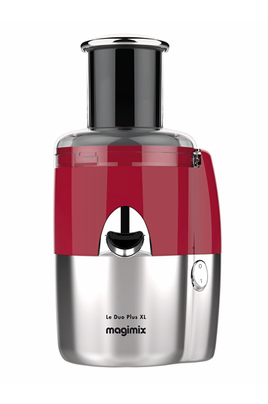 Centrifugeuse 18058F DUO PLUS XL ROUGE Magimix