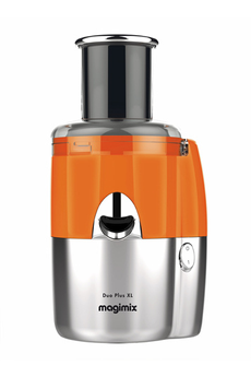 Centrifugeuse 18070F DUO + XL ORANGE Magimix