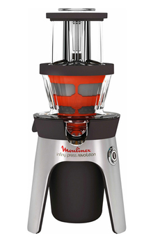 Extracteur de jus ZU500800 INFINY PRESS REVOLUTION Moulinex