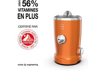 Centrifugeuse Novis Vita Juicer S1 orange