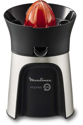 Presse agrumes PC603D10 Vita press direct serve. Inox. noir et rouge