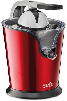 Puissance 160 Watts - Fonctionnement silencieux 2 cônes fournis - Bras d'appui Système anti-gouttes - Service direct au verre Accessoires démontables compatible au lave-vaisselle
