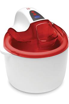 Sorbetiere Frifri LA SORBETIERE 1,8L RED CHERRY - F9005