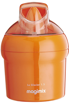 Sorbetiere 11670 ORANGE Magimix