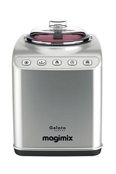 Sorbetiere 11680 GELATO EXPERT CHROME MAT Magimix
