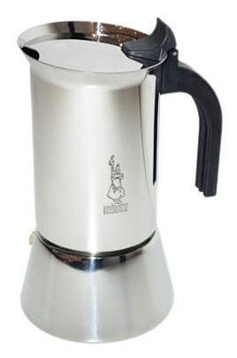 Cafeti re italienne ou piston bialetti venus 4 tasses - Utilisation cafetiere a piston ...