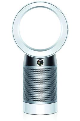 Purificateur Dyson Nouveau Pure Cool - Purificateur et ventilateur de table blanc connecté