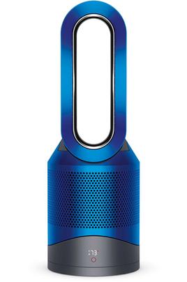 Purifie l'air : élimine allergènes et polluants de l'air Fonction chauffage (réglage de 1°C à 37°C) - Fonction ventilateur Purification intelligente et connectée Mode Jet Focus pour une projection concentrée de l'air et Diffus pour une projection large da