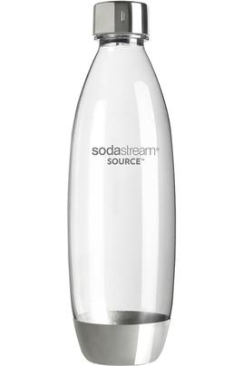 accessoire machine soda sodastream bouteille fuse 1 l bouteille fuse 1 l 4031938. Black Bedroom Furniture Sets. Home Design Ideas