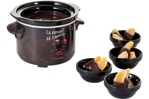 Fondue chocolat DOM183R Domoclip