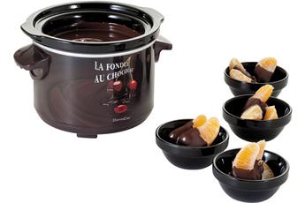 Fondue chocolat DOM183 FONDUE CHOCOLAT Domoclip